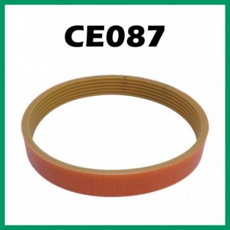 Courroie Virutex 4387059 - AL96, BL96, TM43D, TM48D - 1-courroie-tondesue.com